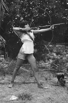 Archery III by ▲D▲M, via Flickr