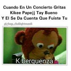 Caigo muerta ah� #MiercolesDeKike . . #Humor #alemania #rusia #chile #pero #cancun #puertorico #colombia #republicadominicana #aruba #Argentina #panama #Chile #Mexico #japon #china #venezuela http://quotags.net/ipost/1542057982458677502/?code=BVmfZCbgUj-