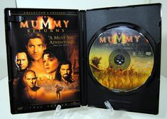 The Mummy Returns Brendan Fraser The Rock Special $5.00 (plus ship) DVD Sale #UniversalStudios