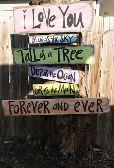 fun outdoor signs by avracadaverfem1