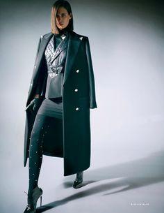 Drake Burnette by Richard Bush for Vogue Russia November 2013