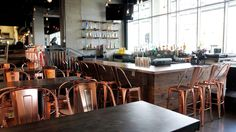 Love the chairs/barstools