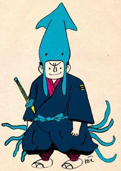 Ika Shogun