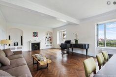 L'appartamento di Luciano Pavarotti a New York in vendita per 13,7 milioni di dollari (fonte curbed.com)