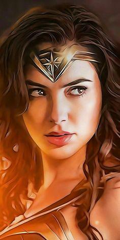 Wonder Woman Pictures, Wonder Woman Art, Wonder Woman Comic, Gal Gadot Wonder Woman, Superman Wonder Woman, Dc Comics, Comics Girls, Supergirl, Marvel Dc