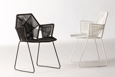 Patricia Urquiola's Tropicalia chair. Basically everything she designs is good.