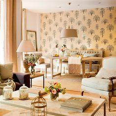 Salones: cinco errores, cinco soluciones Living Room Decor, Bedroom Decor, Living Rooms, Creative Architecture, Home Salon, Cute House, Porch Decorating, Home Decor Inspiration, Home Furniture