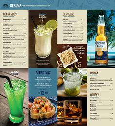 Showcase and discover creative work on the world's leading online platform for creative industries. Menu Board Design, Cafe Menu Design, Small Restaurant Design, Food Menu Design, Drink Bar, Drink Menu, Carta Restaurant, Restaurant Menu Card, Menu Bar