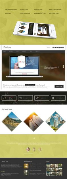 Productive  Bootstrap  Theme. Bootstrap Themes. $19.00