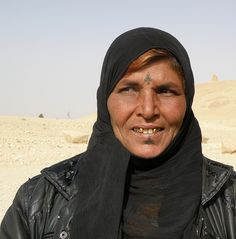 A Bedouin Woman. This is a beadouine Woman of Syria  augadha.com...precious lady, I want to meet you!! What a fascinating life!!