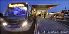 ANAPOLIS CITY NEWS: Bus Rapid Transit (BRT)   Saiba Como Funcionará O ...