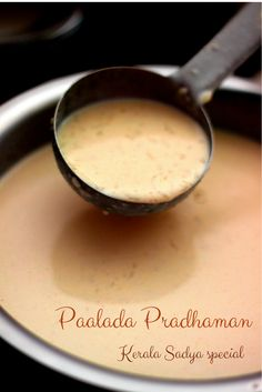 The top favourite at a sadya Non Chocolate Desserts, Cold Desserts, No Bake Desserts, Delicious Desserts, Dessert Recipes, Yummy Food, Indian Sauces, Indian Food Recipes, Vegetarian Recipes