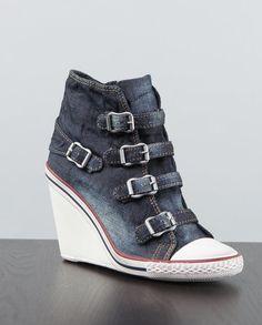 5248a58c88ed Ash Women Thelma Wedge Sneaker - Shoes