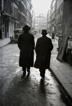 Fred Stein Paris Jewish Quarter, 1935