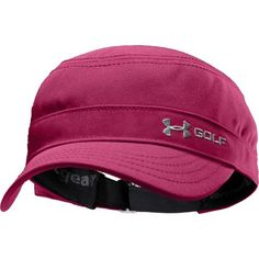 Under Armour® Women's Golf Military Adjustable Cap  Price: $21.99