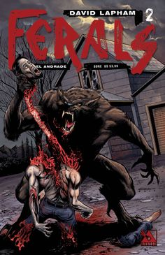 http://www.comixology.com/Ferals/comics-series/7297