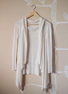 Kupuj mé předměty na #vinted http://www.vinted.cz/zeny/cardigany/8474171-novy-kremovy-cardigan