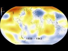 Climate Change: Climate Resource Center - Graphic: Global warming from 1880 to 2015