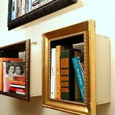 I have to make one of these by my bed to hold my Bible!