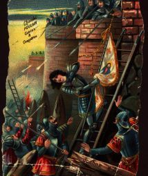 St. Joan of Arc and the Hundred Years' War