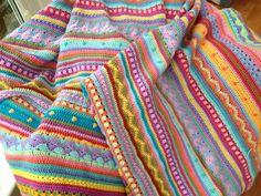 Still loving my enormous blanket!