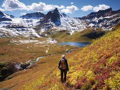 Ice Lakes Basin Autumn Hike