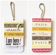 Hello my dear readers, it's time for washi workshop today I've prepared especially for Freckled Fawn!!! I would like to show you step-by-step how to make a simpleluggage tag – up…