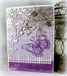 Dar's Crafty Creations: Flight of the Butterfly