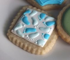 Baby Cookies | Baby Feet Cookies | Flickr - Photo Sharing!