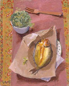Mary Potter, 'Golden Kipper' 1939