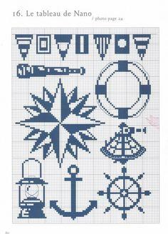 Gallery.ru / photo #51 - Ahoy Captain chart