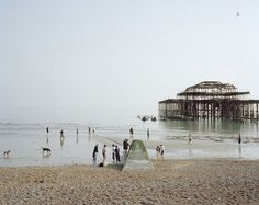 Vintage Brighton » Blog Archive » Britain's pleasure piers: Simon Roberts Q&A