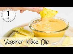 Veganer Käse Dip   5MinuteRecipes.de