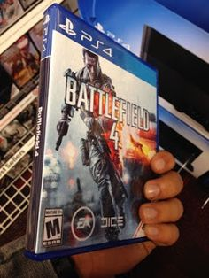 PS4 Console Boxes and PS4 Game Cases Already On Retail Display | Playstation 4 (PS4) - PS4.sx  PS4 Game cases and PS4 Boxes Already on Shop Floors around the world.