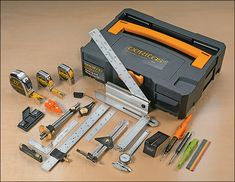 Veritas® Marking and Measuring Kit (in a Systainer of course:-) - Lee Valley Tools