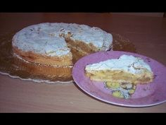 Ricetta: Torta Sospiro alle mele di Greedy, Cake of apples | Greedyweb
