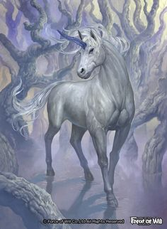 Unicorns the magical horse from fairy tales. One of my favorites. Unicorn Fantasy, Unicorn Art, Magical Unicorn, Magical Creatures, Fantasy Creatures, Beautiful Creatures, Fantasy Beasts, Fantasy Art, Unicorns