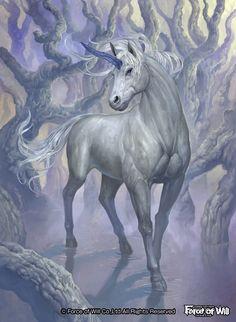 Unicornio, de Douzen