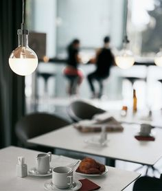 Vibia pendant light Nobel 2062. Designed by Oesterlund design development - KODA Lighting, Sydney