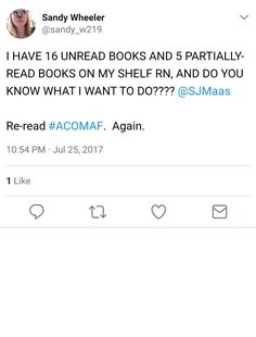 Acotar tog Hof qos they're all amazing A Court Of Wings And Ruin, A Court Of Mist And Fury, I Love Books, Good Books, Books To Read, Sarah J Maas Books, Throne Of Glass Series, Book Fandoms, Book Nerd
