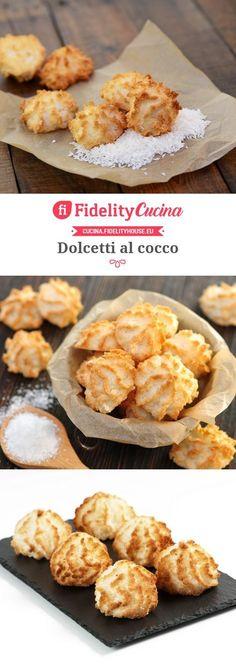 I Love Italian Food Recipes Italian Cake, Italian Desserts, Mini Desserts, Italian Recipes, Jam Cookies, Biscotti Cookies, Easy Delicious Recipes, Sweet Recipes, Yummy Food