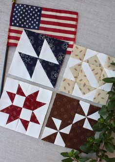 Temecula Quilt Company: Summer Sampler | Week Two