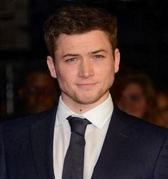 'A star is born' – Welsh actor Taron Egerton receives the seal of approval from Hollywood bible Variety