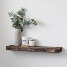 Ny hylde til badeværelset 👌🏻 #byløthstyle #byløth Meraki, Floating Shelves, Planters, Instagram Posts, Inspiration, Bathroom, Home Decor, Biblical Inspiration, Washroom