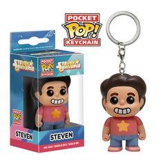 Steven Universe Pocket Pop! Keychain Steven
