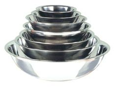 Adcraft SBL20 16 qt Capacity 1834 OD x 558 Depth Stainless Steel Mixing Bowl with Mirror Finish * Want additional info? Click on the image.(This is an Amazon affiliate link and I receive a commission for the sales)