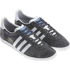 acheter Adidas basket original Gazelle homme femme Blanche S15 StBold BleuGum4 S76225 soldes