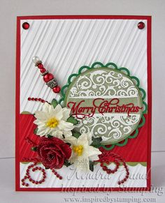 Luv 2 Scrap n' Make Cards: Holiday Blog Hop