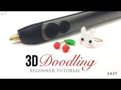 Tutorial - Easy Guide for Beginners on DIY Printing Pen! 3d Printing Diy, 3d Printing Service, 3d Pen Stencils, 3d Drawing Pen, 3 D, Stylo 3d, Diy 3d, How To Make Rings, Soap Making Supplies