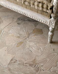 Parquet intarsiato in quercia SIMON by I Vassalletti